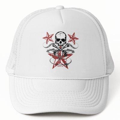 tatuajes de estrellas nauticas. Fresco, con cráneo náuticos Estrella gráfico camisetas, sudaderas,