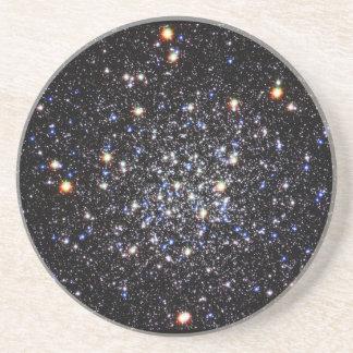 Stars sky space coaster