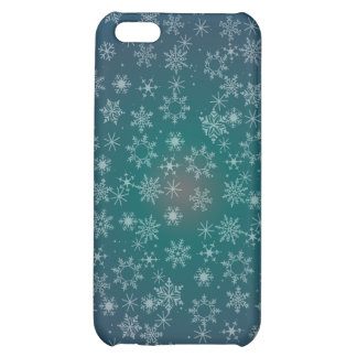 STARS & SNOWFLAKES by SHARON SHARPE iPhone 5C Cases