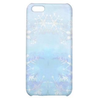 STARS & SNOWFLAKES by SHARON SHARPE Case For iPhone 5C