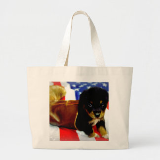 Stars Spangled Puppy Bags
