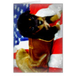Stars Spangled Puppy Cards