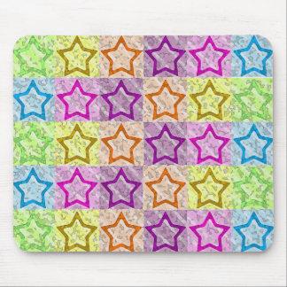 Stars, Stars & More Stars! Mouse Pad