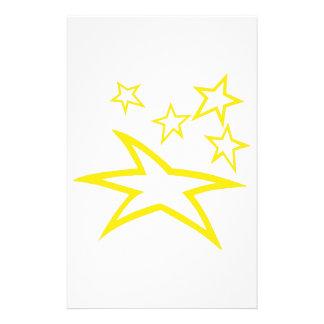Stars Stationery