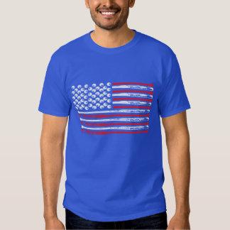 Stars & Strikes T-Shirt