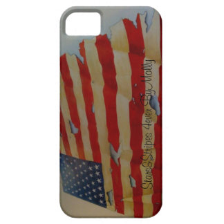 Stars & Stripes 4ever - by Molly iPhone SE/5/5s Case