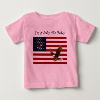 Stars & Stripes Baby T-Shirt