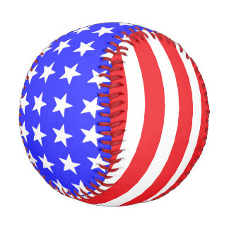 """Stars & Stripes"" Baseball"