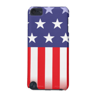 Stars & Stripes  iPod Touch (5th Generation) Case