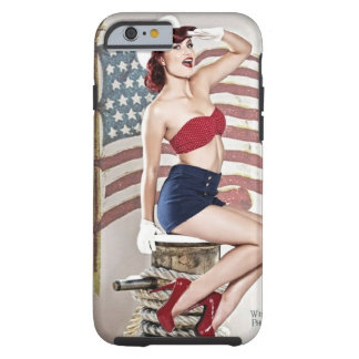 Stars & Stripes Case Tough iPhone 6 Case