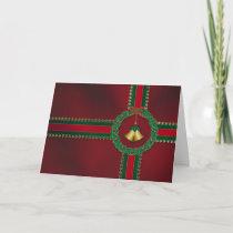 Stars & Stripes Christmas Card