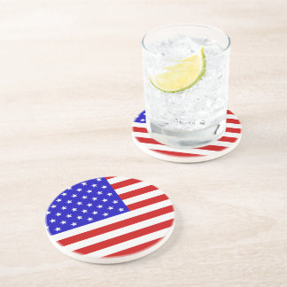 Stars & Stripes Drink Coaster