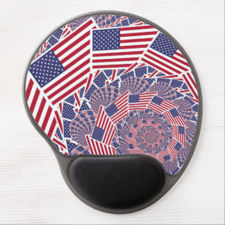 Stars & Stripes Forever Gel Mouse Pad