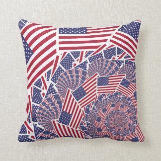 Stars & Stripes Forever Pillow