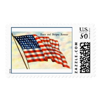 Stars & Stripes Forever Postage