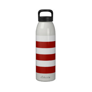 Stars Stripes of Red White And Blue Drinking Bottles