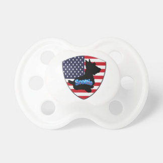 Stars & Stripes Baby Pacifier