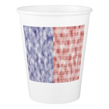 Stars & Stripes Party Paper Cup