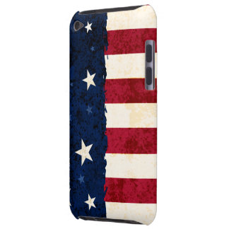 Stars & Stripes Patriotic Barely There iPod Cover