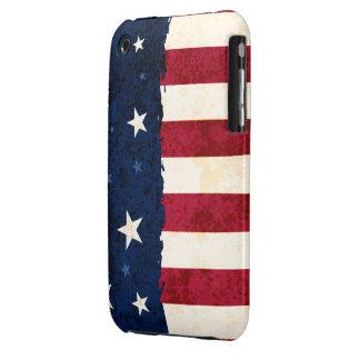 Stars & Stripes Patriotic iPhone3 Case iPhone 3 Case-Mate Case