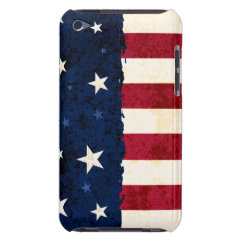 Stars & Stripes Patriotic iPod Touch 4th Gen Case iPod Touch Case