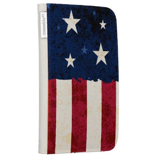 Stars & Stripes Patriotic Kindle 3 Cover