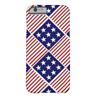 Stars & Stripes, Red White and Blue phone case Barely There iPhone 6 Case