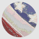 Stars & Stripes Stickers