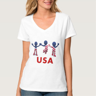 Stars & Stripes Tee Shirt