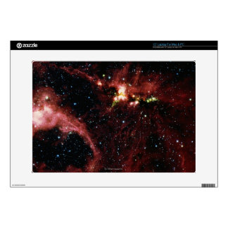 "Stars Surrounded by Gas 15"" Laptop Skin"