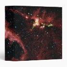 Stars Surrounded by Gas Binder
