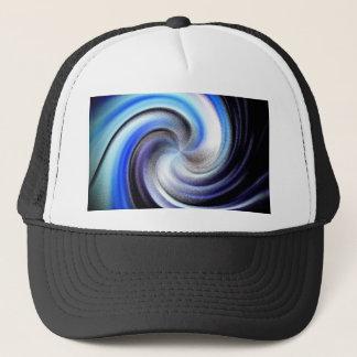 Stars Swirl Trucker Hat