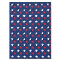 Stars tablecloth