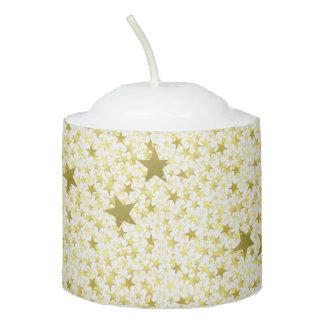 Stars Votive Candle