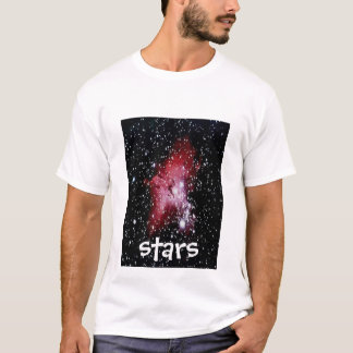 stars-w-red-burst, t-shirt