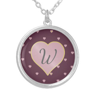 Stars Within Hearts on Port Necklace