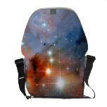 Stars WR 25 & Tr16-244 in Carina Nebula Courier Bags