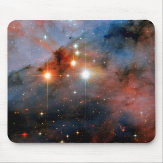 Stars WR 25 & Tr16-244 in Carina Nebula Mouse Pad