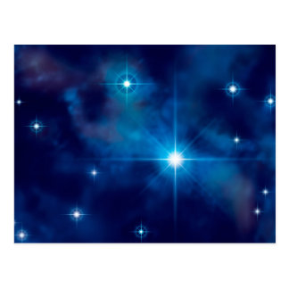 Starscape 3 postcard