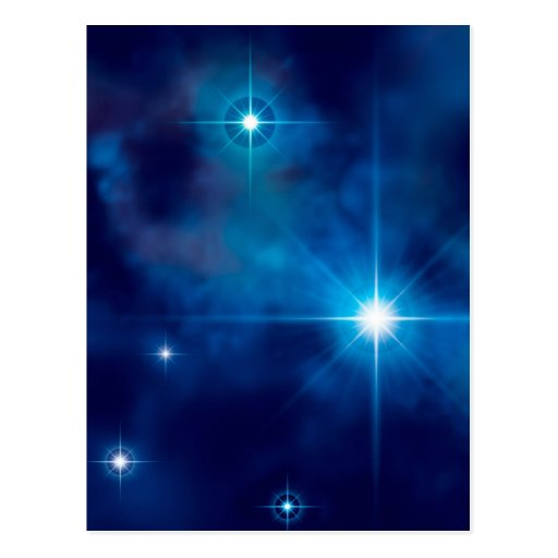 Starscape 3 tarjeta postal