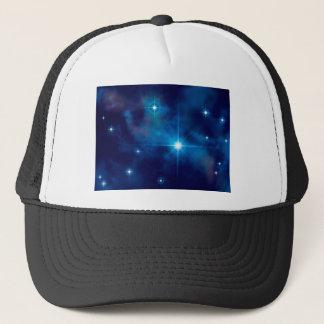 Starscape 3 trucker hat