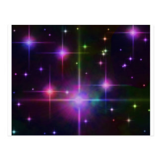 Starscape Postcard