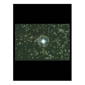 Starscape. (starscape;space;stars_Space Scenes Postcard