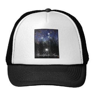 Starscape & Trees: Reach - Hat #1