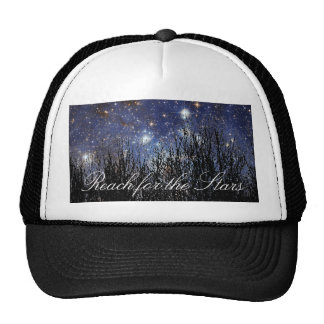 Starscape & Trees: Reach - Hat #2