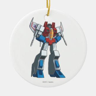 Starscream 1 ceramic ornament