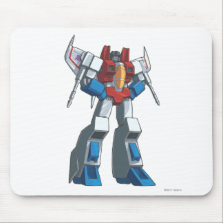 Starscream 1 mouse pad