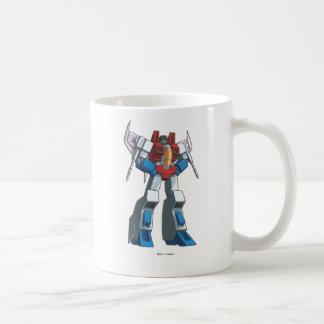 Starscream 1 classic white coffee mug