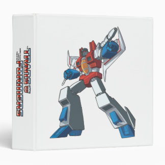 Starscream 2 3 ring binder