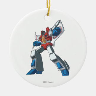 Starscream 2 ceramic ornament